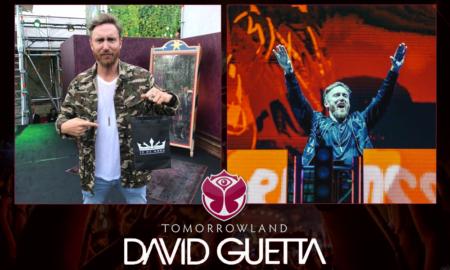 Dj David Guetta usa Senhor da Moda